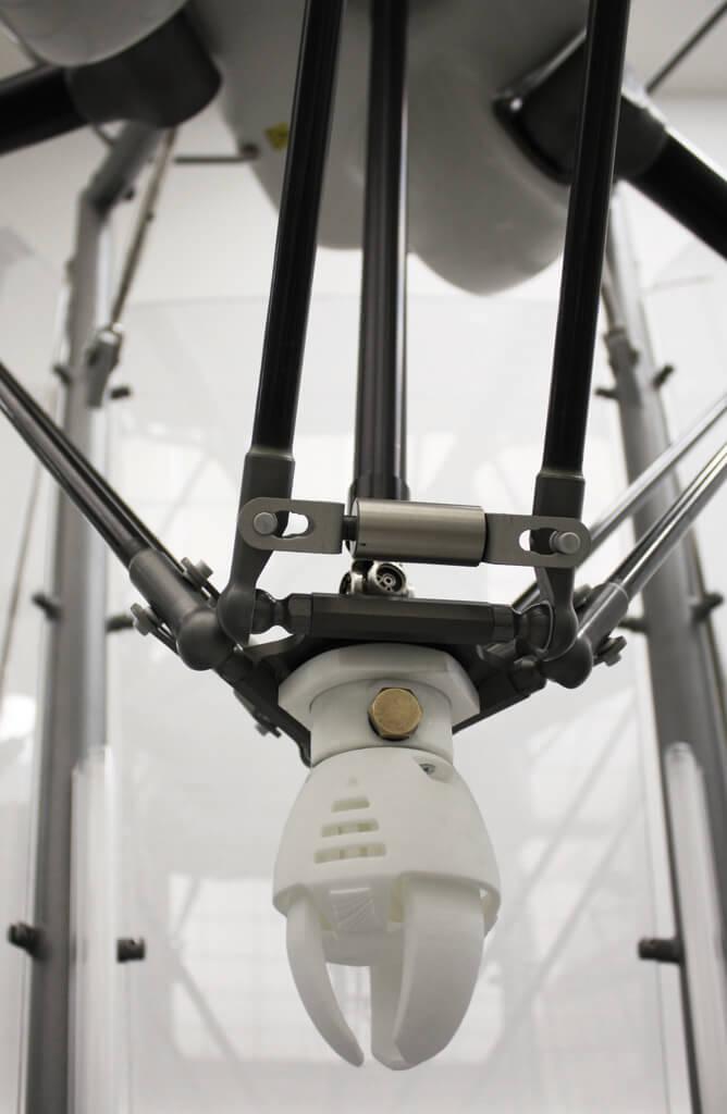 Additive Manufacturing  Lasersintern   Greifer   Fraunhofer