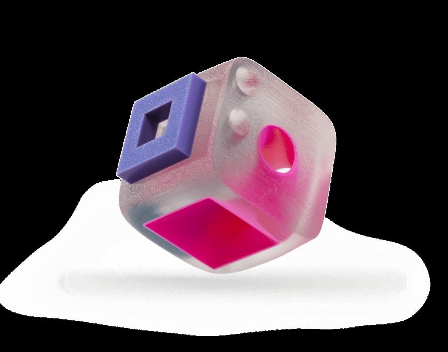 Rapid Prototyping 3D-Druck Material