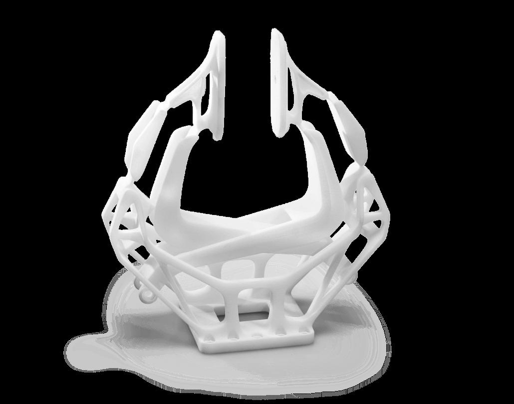 Additive Manufacturing | Bionischer Greifer | VISIOTECH GmbH| Design: Stephan Henrich