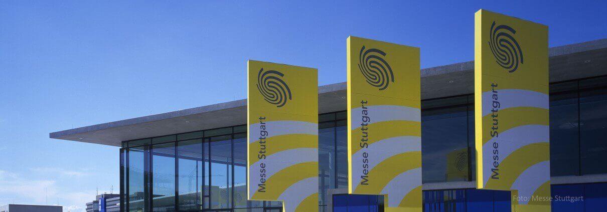 Neue Messe Stuttgart | Architekt: Wulf und Partner | Ort: Stuttgart