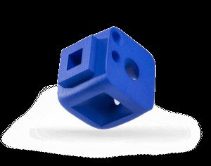 Oberflächentechnik | PA12 | Einfärben | Blau