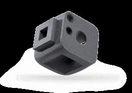 Selektives Lasersintern – (SLS) | Carbonmide (PA12 carbonfaserverstärkt)