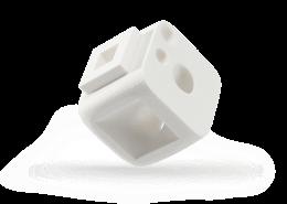 Selektives Lasersintern – (SLS) | PA 2210 FR (PA12 flammgeschützt)