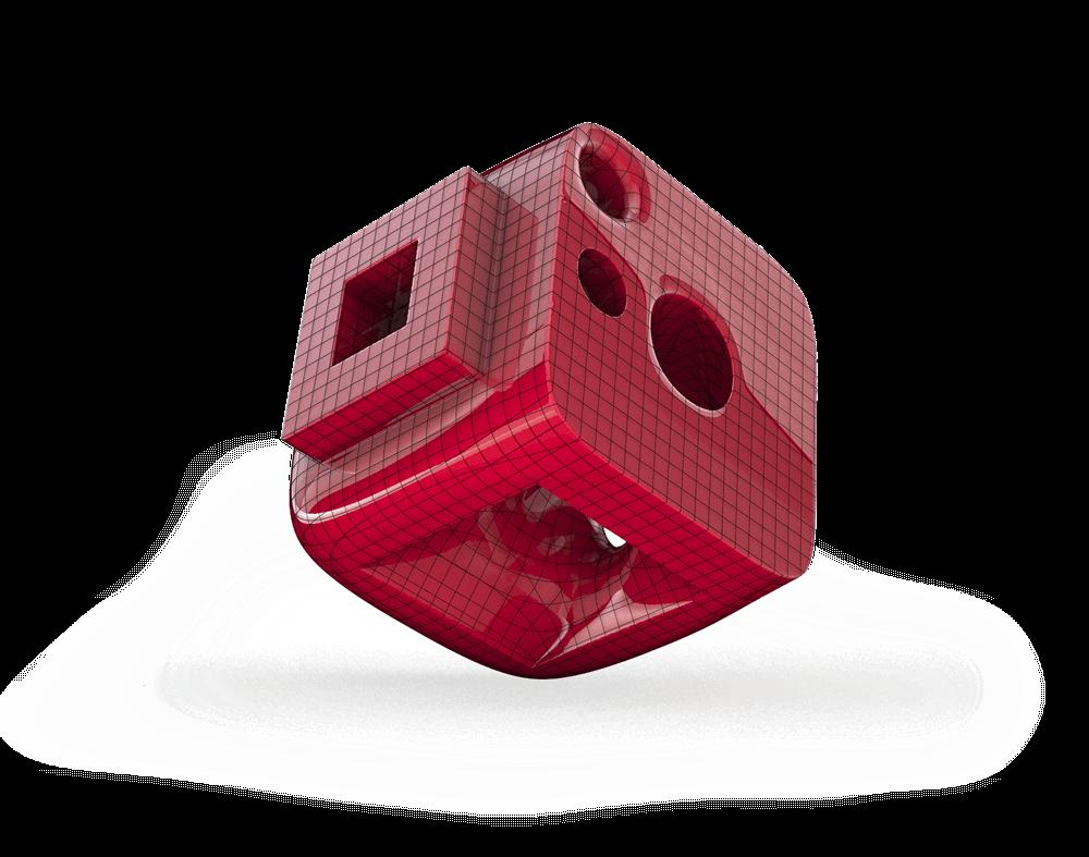 3D Scan / Reverse Engineering