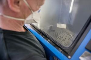 VISIOTECH-GmbH, Pressematerial, Rapid Prototyping, Selektives Lasersintern SLS