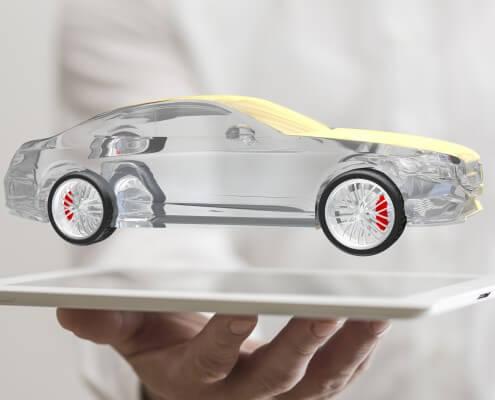 3D Car - 3D Scanner